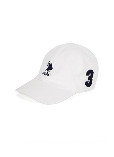 U.S. Polo Assn. Şapka Beyaz
